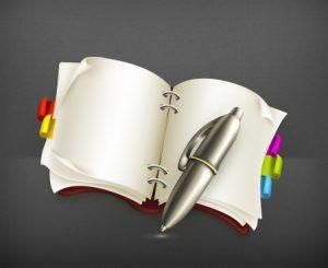 Ecrire ses objectifs est le premier pas pour se sentir bien chez soi