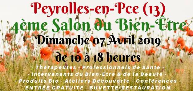 Salon Bien-Etre Peyrolles 2019