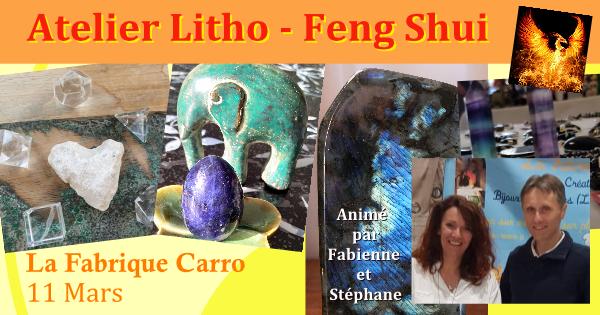 Atelier Litho Feng Shui mars 2020