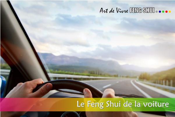Le Feng Shui de la voiture