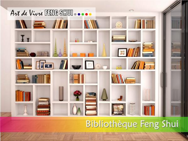 Bibliothèque Feng Shui