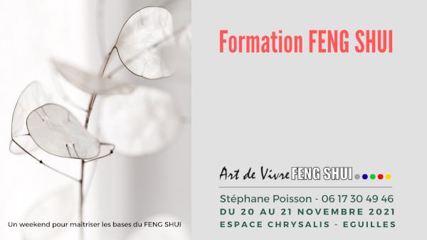 Formation Feng Shui Eguilles novembre 2021